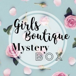 Other - SALE Girls Boutique Brand Mystery Box 12-24m